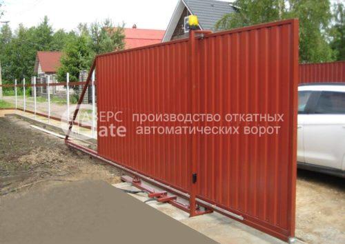 Откатные ворота Ленинское